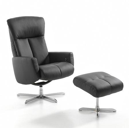 Elektrische Relax Fauteuil Leer.Relaxstoelen Elektrisch Verstelbare Relaxfauteuil Zitcomfort