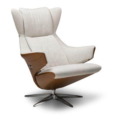 Design Stoelen Enschede.Relaxstoel Ermelo Comfortabele Relaxstoel Door Frans Schrofer