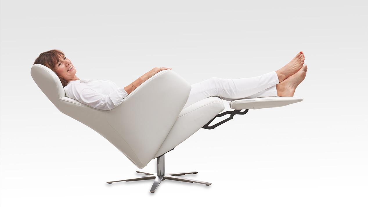 Relax Stoel Fauteuil.Wat Is Er Ergonomisch Aan Een Relaxstoel Sta Op Stoel